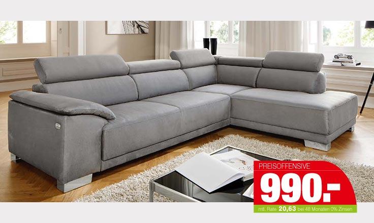 Aktuelle sofa angebote und prospekt zum bl ttern sofa company in paderborn - Sofa company paderborn ...