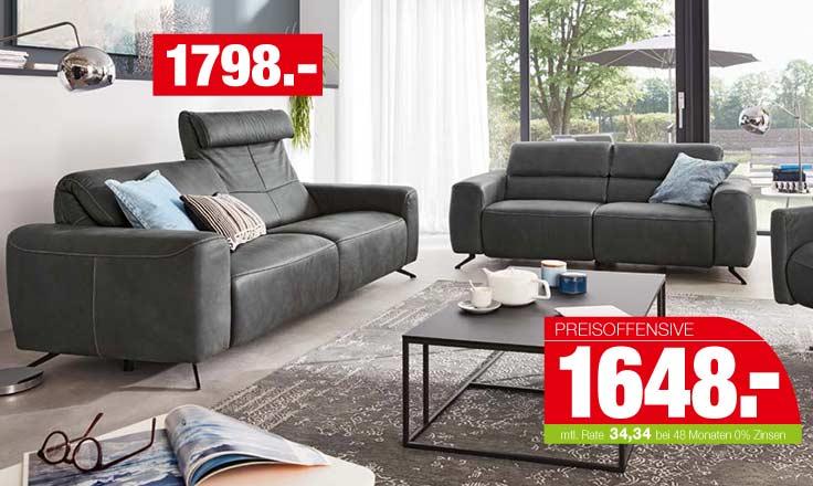 Sofaprogramm von Musterring