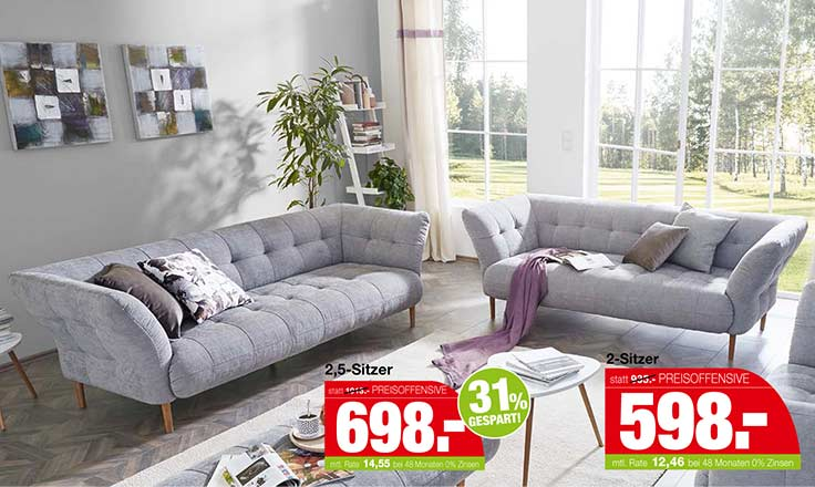 Aktuelle Sofa-Angebote und Prospekt zum Blättern | Sofa Company in ...