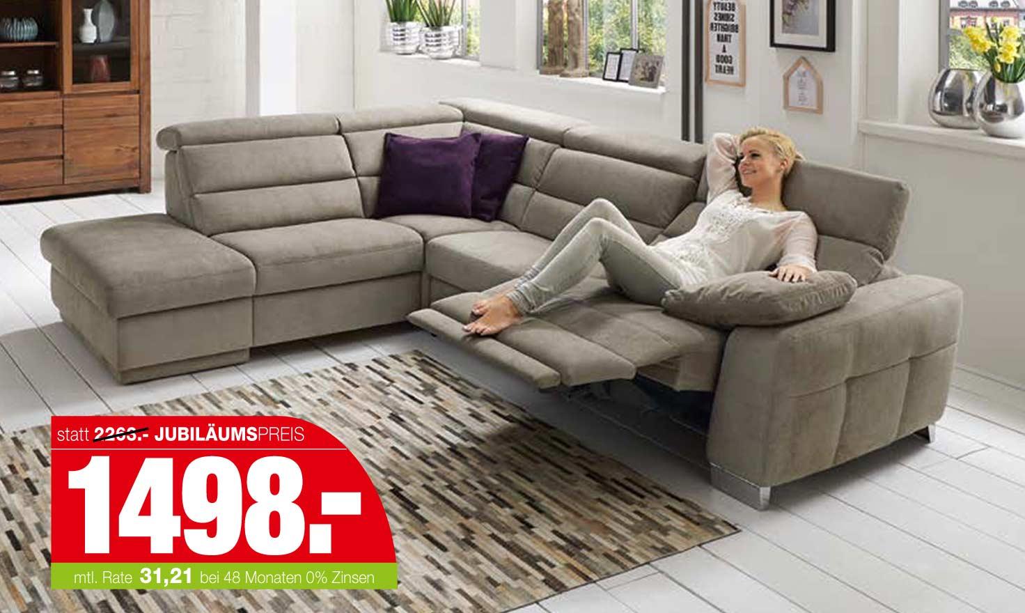 Sofa und Couch zum besten Preis kaufen | Sofa Company in Paderborn